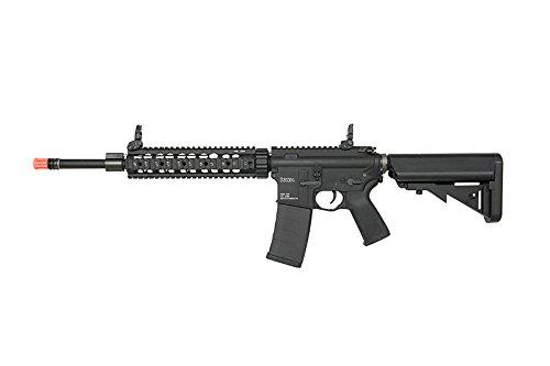 KWA RM4 SR10 AEG3 ERG Airsoft Rifle w/ Recoil & Quick-Change Spring