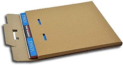 50 CAJAS EMBALAJE Y ENVIO PARA 1 A 3 DISCOS DE VINILO LP: Amazon ...