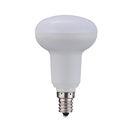Price comparison product image Dimmable High perfomance reflector LED Light bulb R16 E12 Base 5W Cool White 4000k,Circular Umbrella Mushroom Lamp(1 pack)