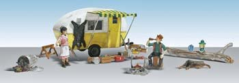The 8 best n scale figures woodland