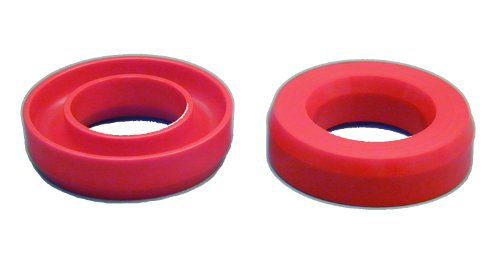 - Prothane 7-1715 Red 1.5'' Lift Front Coil Spring Spacer Kit