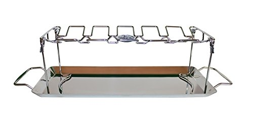 Jim Beam jb0171 Chicken Wing Rack   B01LZS1P6P