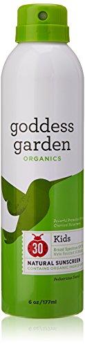 Goddess Garden Organics Sunscreen Continuous