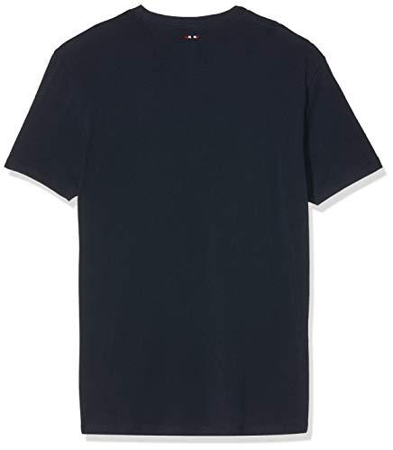Blu Napapijri Marine Marine Hombre blu Para Seitem 176 Camiseta Azul pyprUqx58w