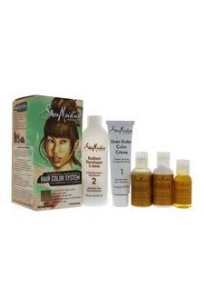 Shea Moisture Nourishing Moisture-Rich Hair Color System - Dark Golden Blonde By Shea Moisture For Unisex - 1 Appl
