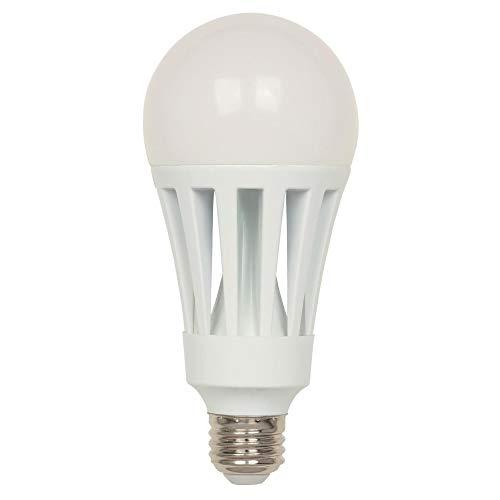 (Westinghouse Lighting 5171000 29-Watt (200-Watt Equivalent) Omni A23 Daylight Energy Star Medium Base LED Light Bulbs, Soft White)