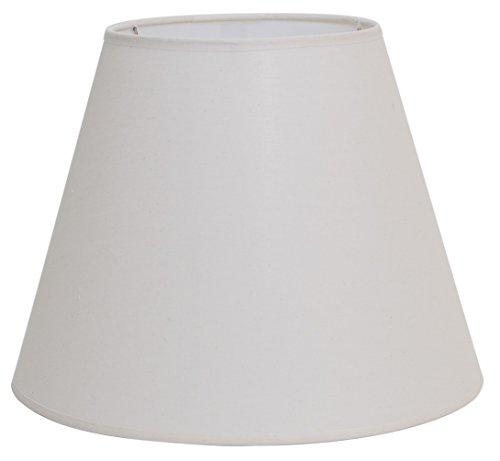 "Deran 302-14-NA 14"" British Empire Hardback Linen Lamp Shade"