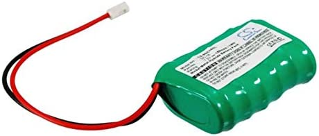 Replacement Battery for Field FT-100 Trainer SD-400S for PETSAFE 250m PDT20-12471 400m PDT20-10646 for SPORTDOG SD-400 Transmitter