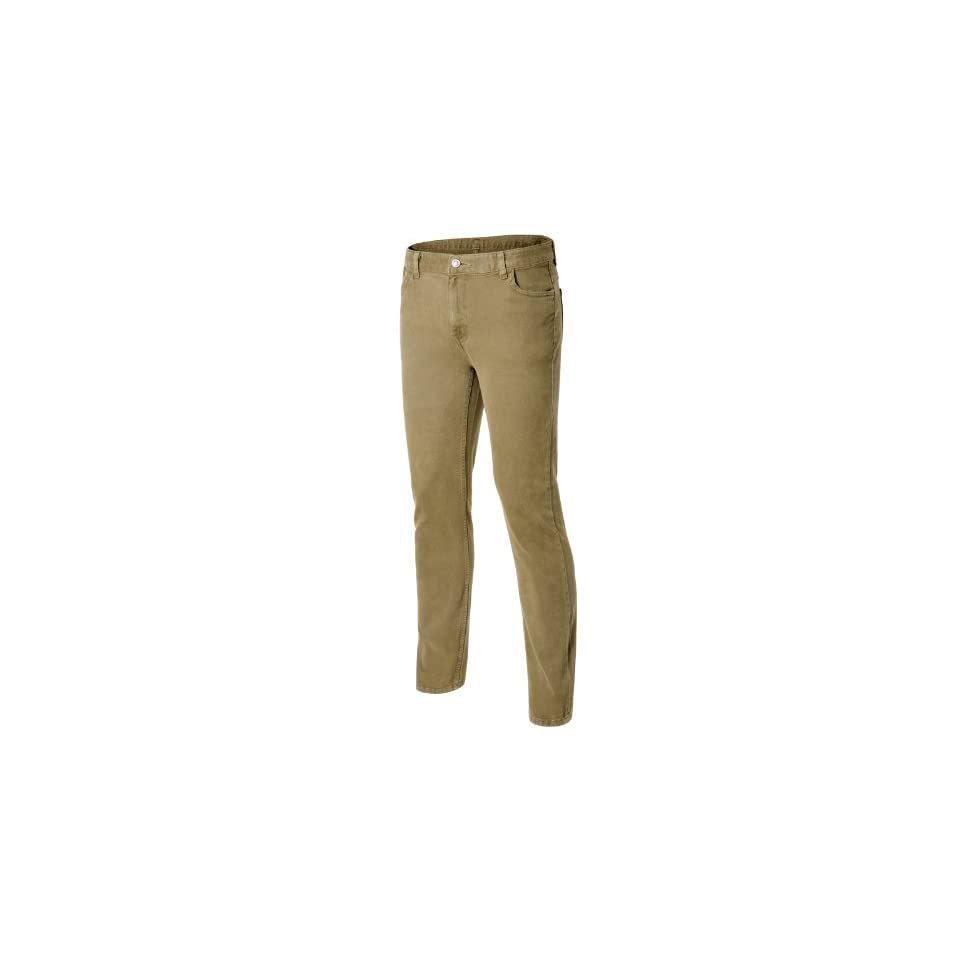 Doublju Mens Stretchy Cotton Slim Fit Pants at  Men's Clothing store