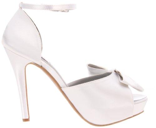 Sandalo Jean Sandalo Bianco Donna Lavabile