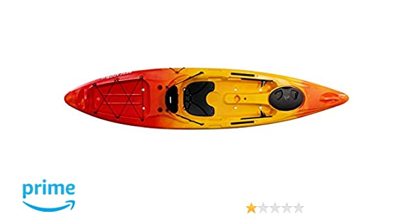 Amazon com : Perception Kayak Pescador Sit On Top for Recreation