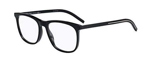 New Christian Dior Homme Black Tie 239 807 Black Eye Wear Eye Glasses