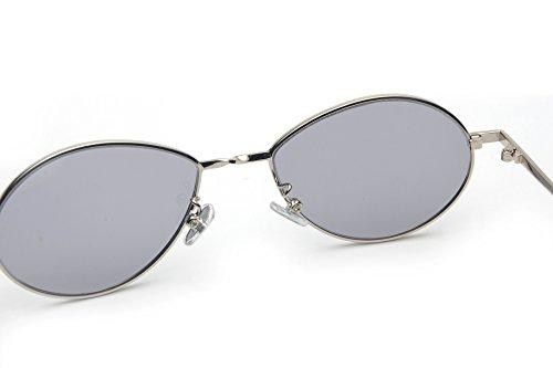 Small Petals Design Women Fashion B2297 Shape Sunglasses Retro FEISEDY Smoke for Drips Xwg5Cqw