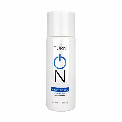Turn On Personal Water Based Lubricant