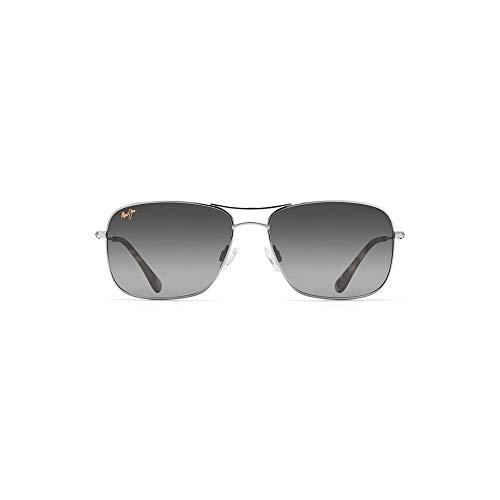 Maui Jim Wiki Wiki Eyewear Silver/Neutral Grey