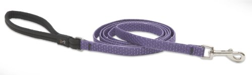 LupinePet Lilac 6 foot Padded Handle