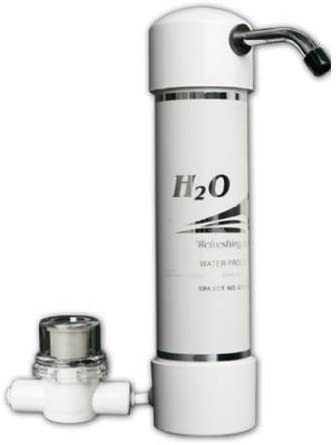 H2O PCT purificador de agua de contador de-en la parte superior ...