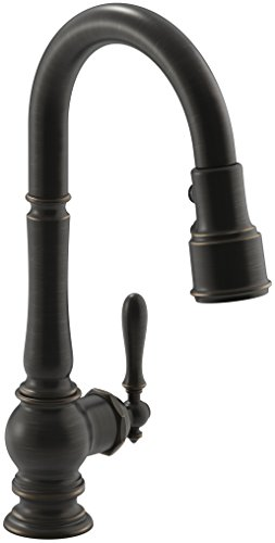 - KOHLER K-99261-2BZ, 16.00 x 4.31 x 8.50 inches, Oil-Rubbed Bronze