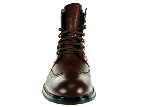 Lace Mens Boots Wing Tip Delli 828 Up Brown Aldo High Ankle Xfq5Z5xw4