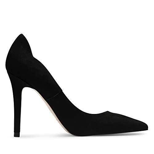 Evita Shoes - Zapatos de vestir de Piel para mujer negro