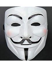 S3 V for Vendetta Halloween Face Masks Cosplay