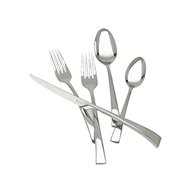 J.A. Henckels Bellasera 45-Piece Flatware Set, Service for 8