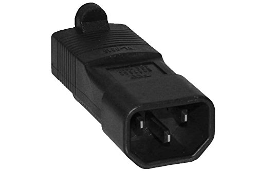 SF Cable, 3 prong Plug Adapter, USA NEMA 5-15R to IEC - Sf Outlets