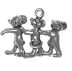 Three Blind Mice Charm - Three Blind Mice Charm [Jewelry]