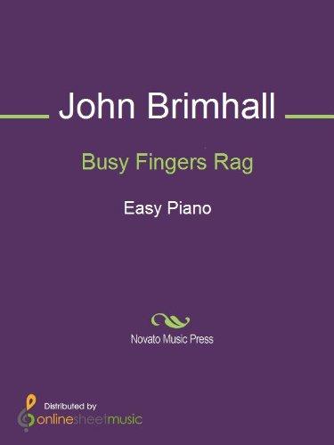Busy Fingers Rag