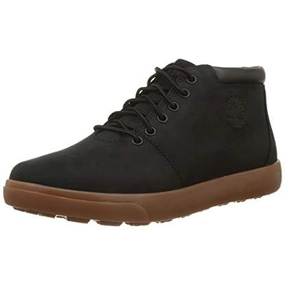 Timberland Men's Ashwood Park Waterproof Leather Chukka Boots 1