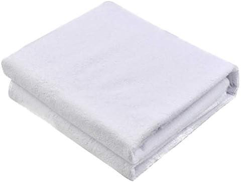 YANSHON Matrasbeschermer 90 x 200 cm ademende matrashoes matrasbeschermer topper ter bescherming van de matras