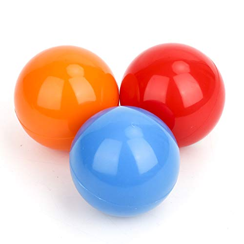 YuXing Professional Juggling Ball Set, for Beginners&Professionals, 2.6