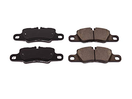 Price comparison product image Power Stop 16-1417 Rear Z16 Evolution Clean Ride Ceramic Brake Pad