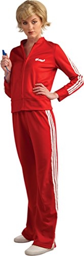 Morris Costumes Women's Glee Red Track Suit (Sue) Costume, 9