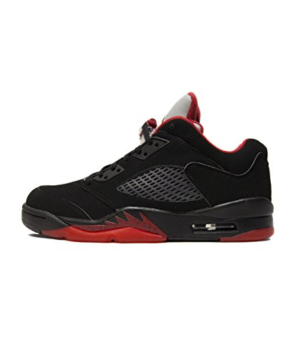 135 black RETRO Red JORDAN Gym AIR Mens LOW mtlc Hmtt Black 819171 sneakers 5 xExRqw0CP