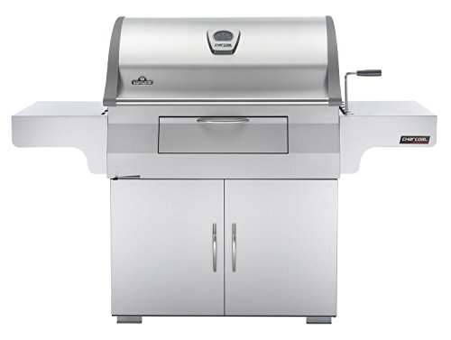 Napoleon PRO605CSS Mirage Charcoal  with Rear Burner by Napoleon
