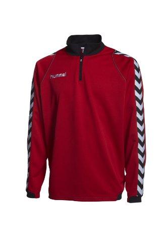 Hummel Kinder Sweatshirt BEE AUTHENTIC TRAINING, true red, 164/176 ( 16 ), 38-651, 3062