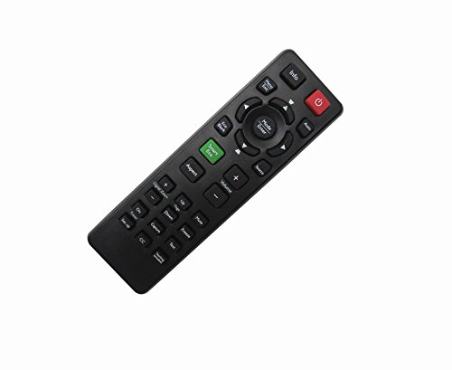 Replacement Remote Control Fit For Benq W1070 W1080ST 3D DLP Digital Projector