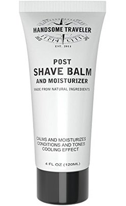 Aftershave Balm for Men Lotion and Moisturizer ...