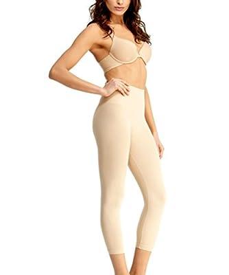 SlimMe MeMoi High Waist Control Shapewear Leggings | Women's Body Shapewear by SlimMe