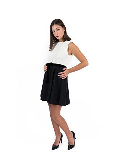 GAUDI' Kleid Damen GAUDI' Damen Schwarz Kleid H4q7SC