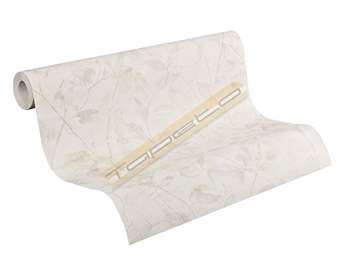Price comparison product image Livingwalls nonwoven wallpaper Esprit 8 938930 beige cream