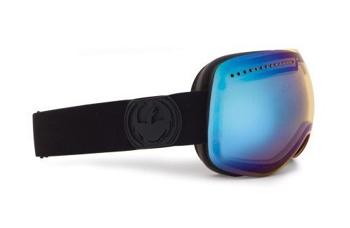 Dragon Alliance APX Knight Rider Goggles (Black, Yellow Blue Ion/Rose/Eclipse), Outdoor Stuffs