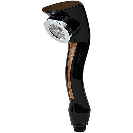 Isolafelice MIYABI Wooden Handheld Shower Head