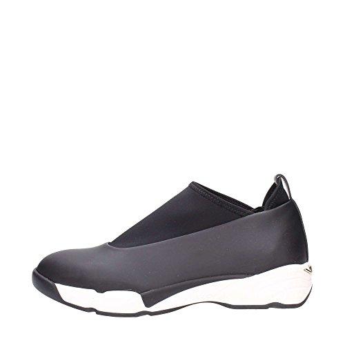 Sneakers Nero Donna Limousine Pinko Magnolia WaxTwq4Ox