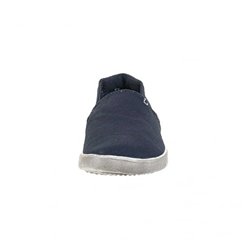 Navy Slip Dude Carly Shoes Blu su di EqTqA8