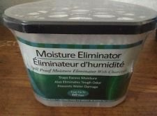 The Home Store Moisture and Odor Eliminator/Absorber with Charcoal *4pack* (Dehumidifier Moisture Elimination)