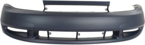 (Crash Parts Plus Primed Front Bumper Cover Replacement for 2000-2002 Saturn L100 L200 L300 LS, LW)