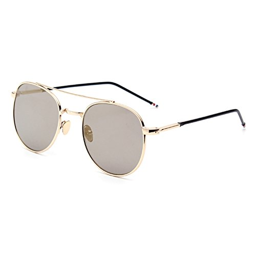 IPOLAR GSG800043C2 UV400 PC Lens Fashion Sunglasses,Metal Frames - Uv400 Sunglasses Sports Ozzie