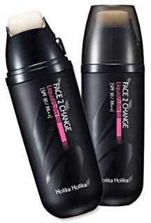 HolikaHolika, Face 2 Change Liquid Roller BB Cream # NO 23.Natural Beige (SPF30 PA + + UV protection, anti-wrinkle, defect-free skin, shiny skin)